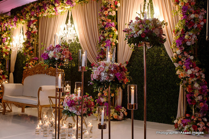 Eye-Catching Indian Wedding decor