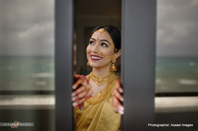 Amazing Indian Bride's Photography by Asaad Images