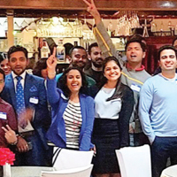 Networking for Hindu Professionals