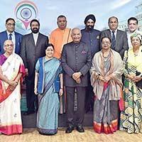 Pravasi-Bharatiya-Samman-Awardees
