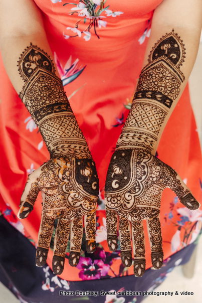 Gorgeous Bridal henna
