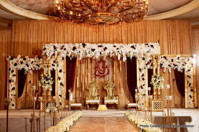Fantastic indian Wedding Chauri