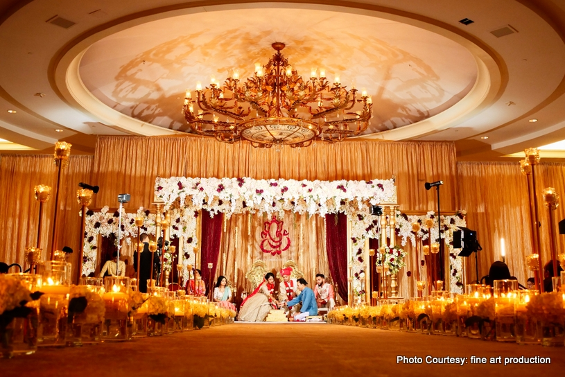 Lovely indian Wedding Decor