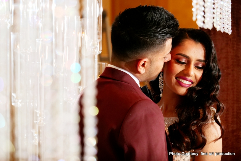 Candid Photography of Newly weds Couple