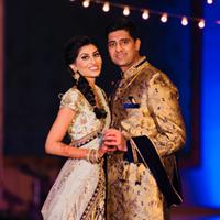 Shivali weds Nimish