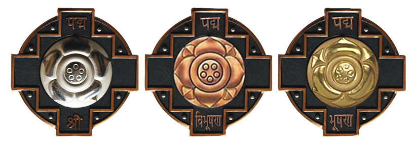 Petals of Padma: Acknowledging Excellence