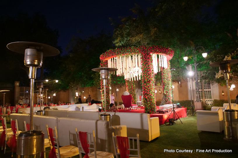 Gorgeous Wedding Chauri