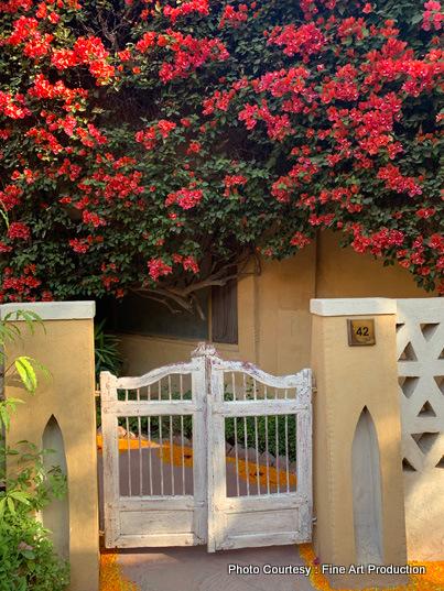 Rooms at Ajit Bhawan Palace