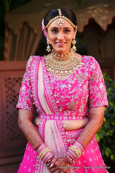 Gorgeous Indian Wedding attire