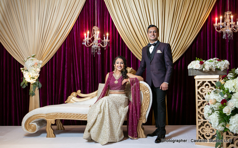 Fantastic Photo Movement for Indian Couple