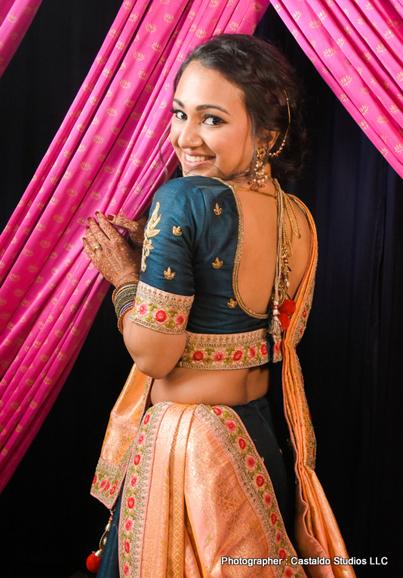Fabulous Capture of Indian Bride