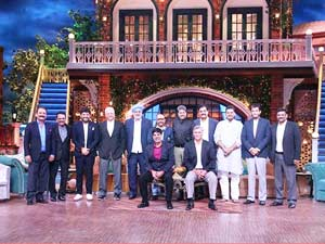 The Kapil Sharma Show brings the Winning 1983 Indian Cricket Team Together Again