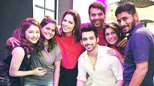 Kumkum Bhagya Leaps a Generation with New Cast Members
