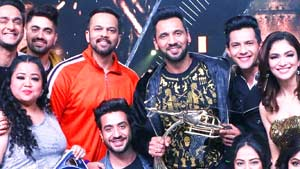 Choreographer & Actor Punit Pathak Wins Khatron Ke Khiladi Season 9