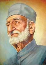 """The Muslim """"Frontier Gandhi"""" Abdul Ghaffar Khan"""