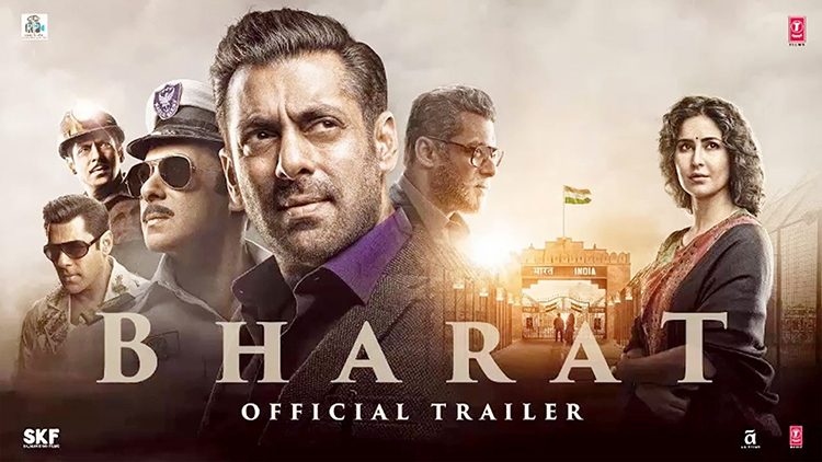 Salman Khan & Katrina Kaif's Bharat Trailer is Out
