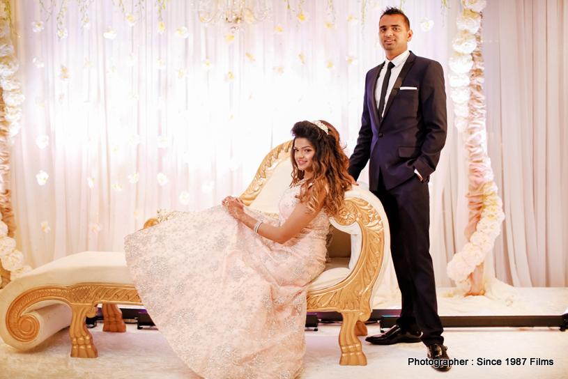 Astonishing capture of Indian Couple