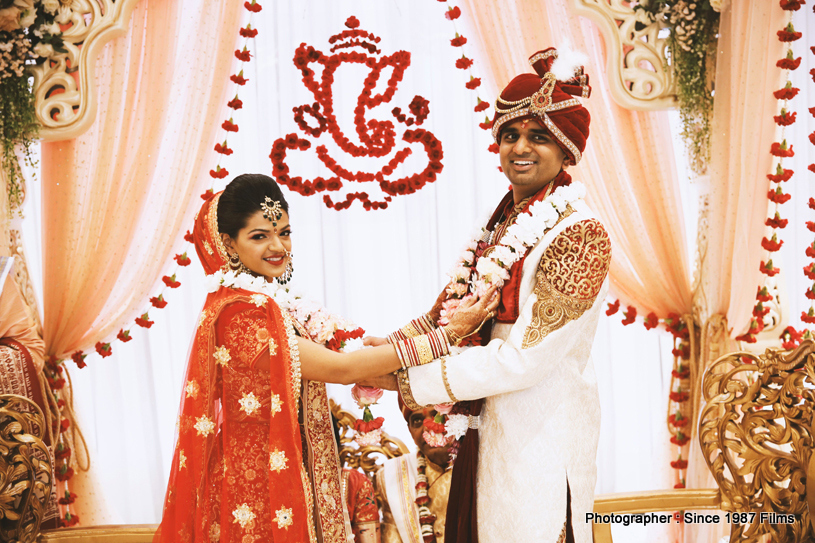 Avani weds Naresh Indian Wedding in Hilton Tampa Airport Westshore by Since 1987 Films and Nima Film Photography