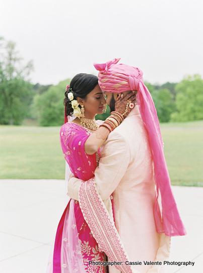 Astonishing Shot of indian couple