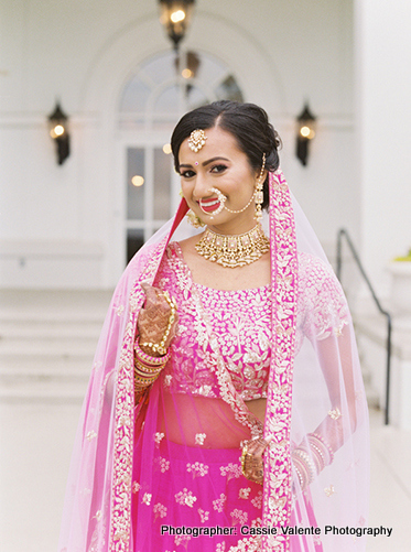 Myshadi Making her grand Enterance