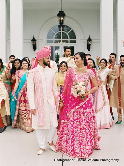 Details of pre-wedding celebration