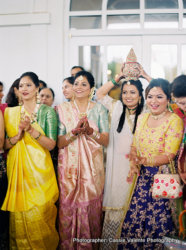 Indian Wedding Ceremony Mandap Decor
