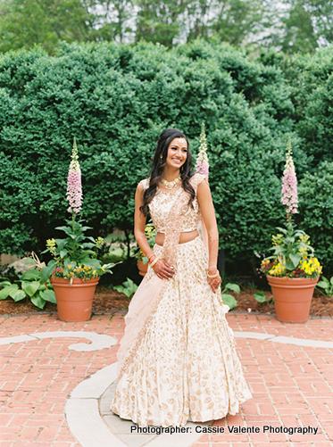 Indian Bride Makeup