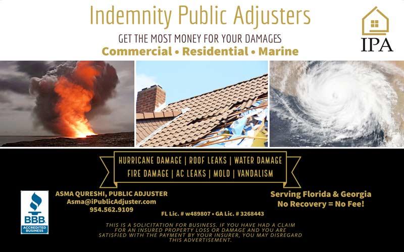 Indemnity Public Adjusters