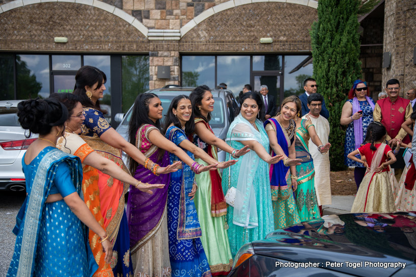 Indian Wedding Garba