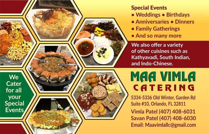 Maa Vimla Catering