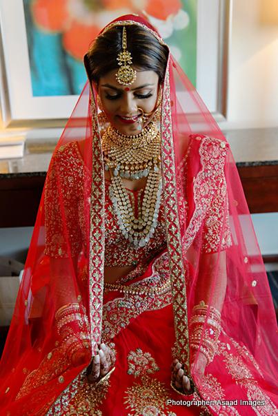Stunning Indian Bride's Capture