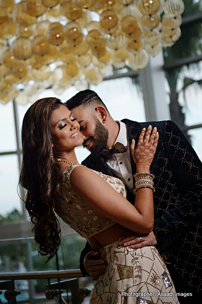 Indian Couple's Lovely Moment Capture