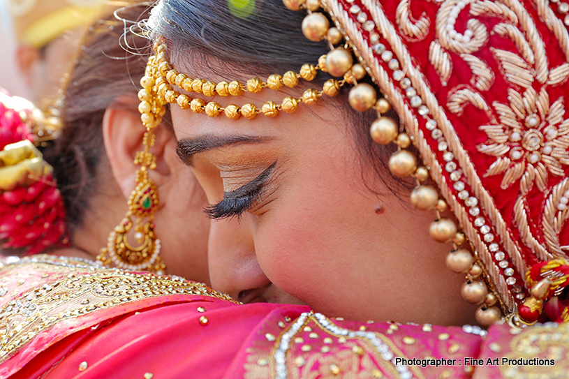 Indian Wedding Moment