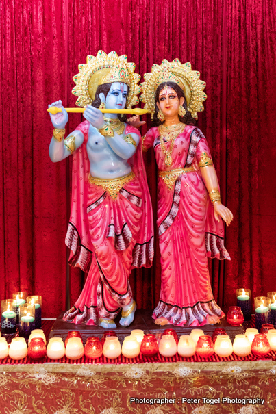 Indian God and godess RADHE AND KRISHNA