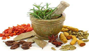 Ayurveda, India's preventative medicine system, can be used to keep your health in check