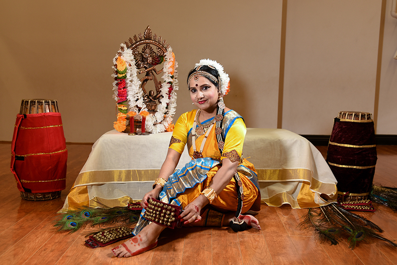 Ranjana Warier Indian Classical Dancer