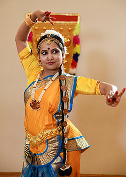 Ranjana Warier Indian Classical Choreographer