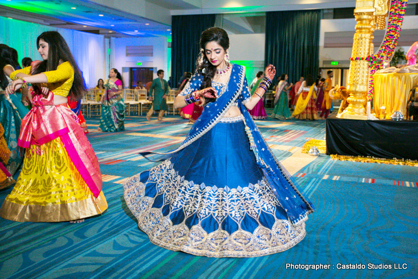 Indian Wedding Garba Event