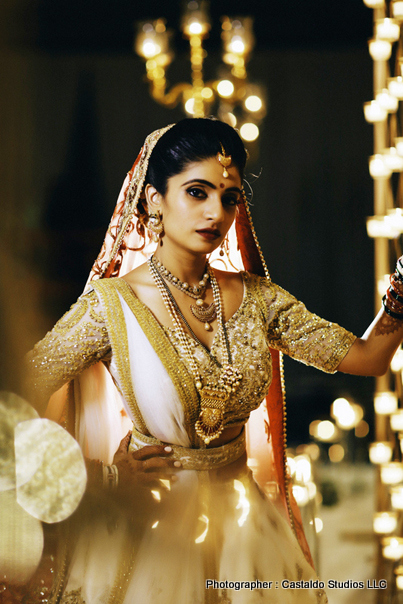 Marvelous look of Indian Wedding bride