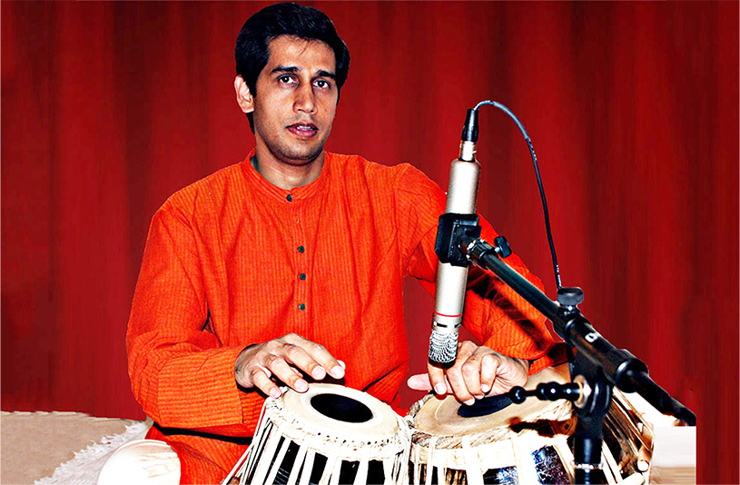 Get to Know: Sudhir Limye, Percussionist