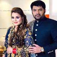 Ace Comedian And Actor Kapil Sharma's Wife Pregnant With Their First Baby Featured