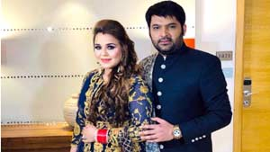Ace Comedian and Actor Kapil Sharma's Wife Pregnant with their First Baby