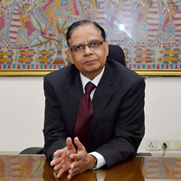 Professor Arvind Panagariya Bullish on India
