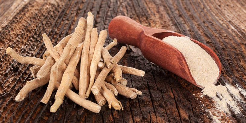 Ashwagandha is also good at scraping out toxins in the body