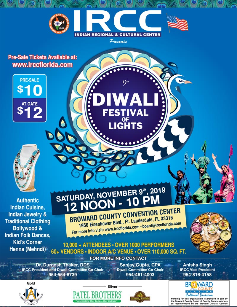 IRCC Diwali Celebration