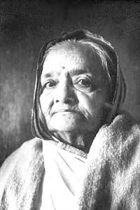 Kasturba Gandhi 1940