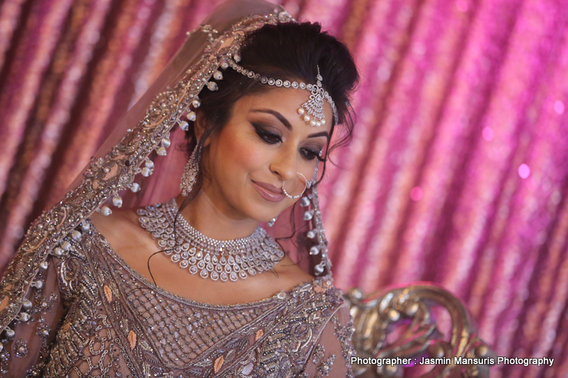 Perfect Bridal Make Up by Blush Beauty By Nadia