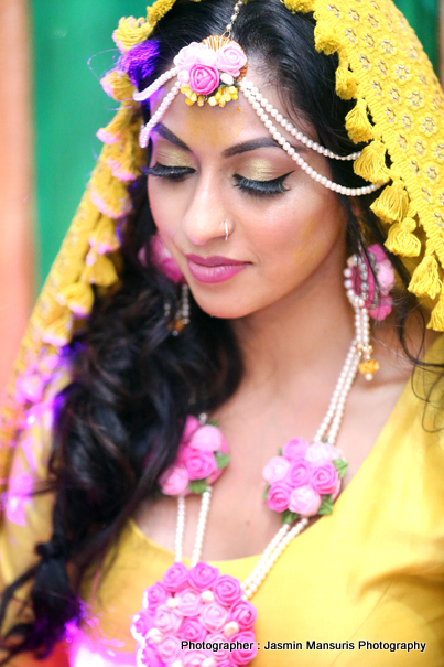 Indian Bride Make Up by Blush Beauty By Nadia and Vee Jovan