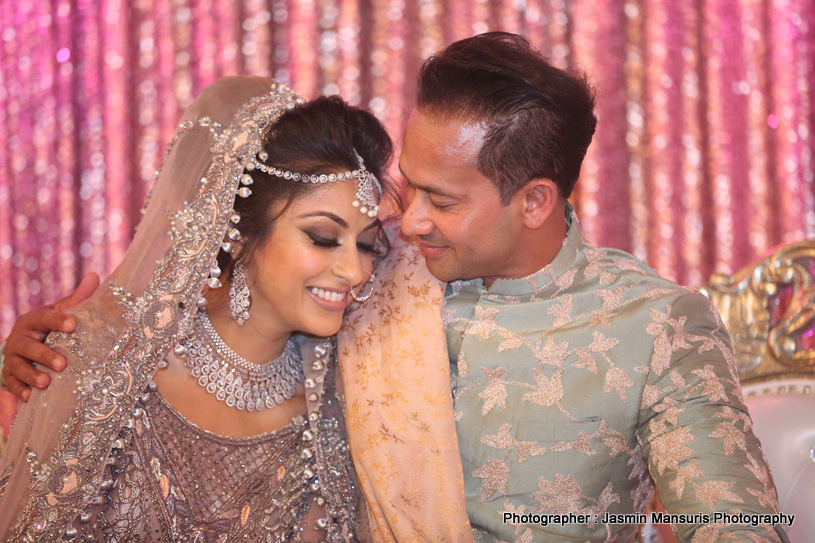 Nadia weds Prem Indian Wedding in Signature Ballroom by Jasmin Mansuris Photography and Studio Dew Drops