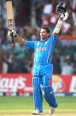 Sachin Tendulkar - God of Cricket
